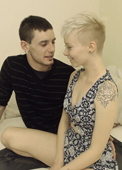 Matt and Peach Lustery couple